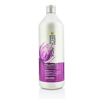 Matrix Biolage Advanced FullDensity Thickening Hair System Shampoo (för tunna hår) - 1000ml/33,8 oz
