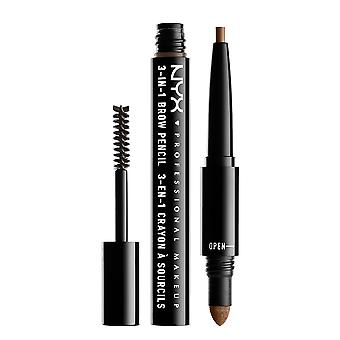 NYX Prof. MAKEUP 3 in 1 Brow-06 Brunette