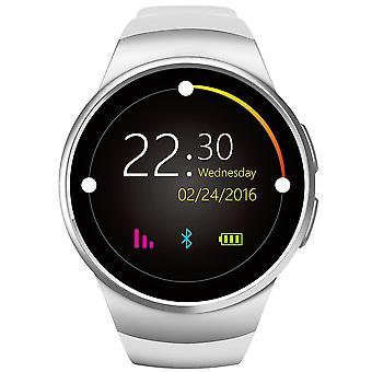 KW18 Smartwatch-branco