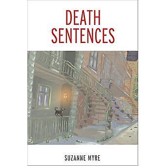Condamnations à mort par Suzanne Myre - Cassidy Hildebrand - 9780776622095