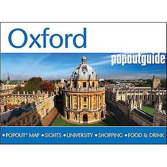 Oxford Popout Guide - Handy Pocket Size Oxford City Guide with Pop-Up