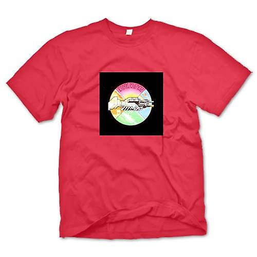 Mens t-skjorte - Pink Floyd - Wish You Were - her