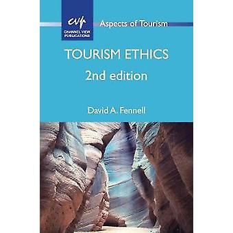 Turism etik av David A. Fennell - 9781845416348 bok
