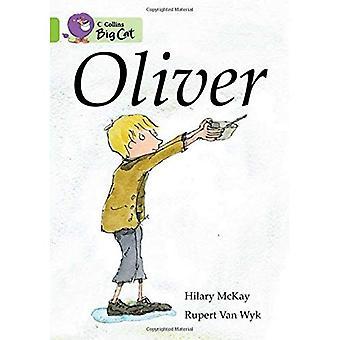 Collins Big Cat - Oliver: Lime/Band 11