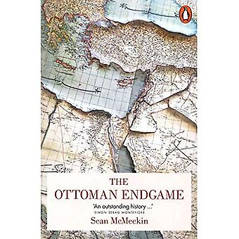 O Império Otomano Endgame: Guerra, revolução e o Making of do moderno Oriente, 1908-1923
