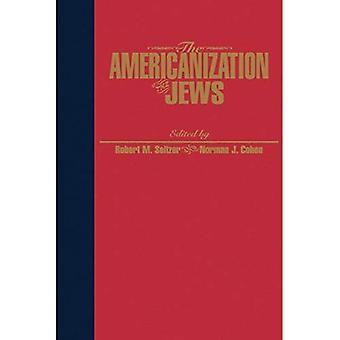 La americanización de los judíos
