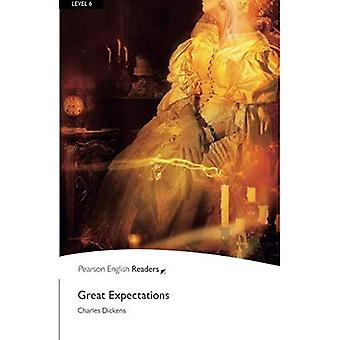 Great Expectations: Level 6 (Penguin Longman Penguin Readers)