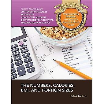 Nummer: Kalorier, BMI och portionsstorlekar (förståelse Nutrition: en inkörsport till fysiska & Mental hälsa)