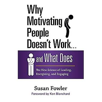 Motivare le persone perché non funziona... e che cosa fa: la nuova scienza del leader, energizzante e coinvolgente