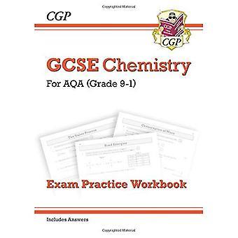 Nuevo grado 9-1 GCSE química: cuaderno de ejercicios de práctica del examen de la AQA (con respuestas)