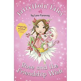 Rose und der Freundschaft-Wunsch