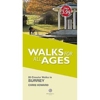 Walks for all Ages Surrey