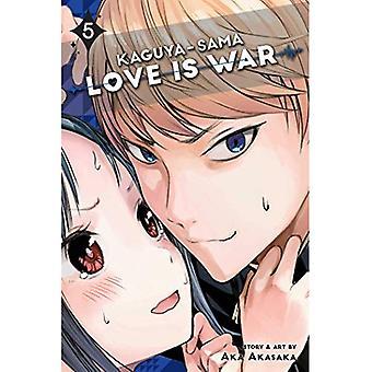 Kaguya-Sama: Love Is War, Vol. 5 (Kaguya-Sama: Love Is War)