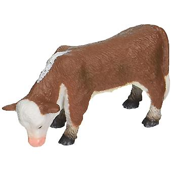 Collecta Hereford Calf - Grazing