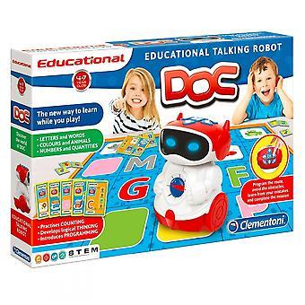 Clementoni DOC edukacyjnych inteligentny Robot