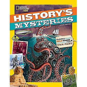 Misterios de la historia: curioso pistas, casos fríos y rompecabezas del pasado
