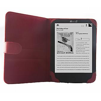 ICARUS cover Red for ICARUS8. Also for ACER ICONIA A1!