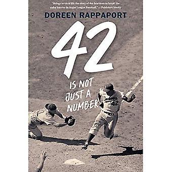 42 n'est pas seulement un nombre: l'Odyssée de Jackie Robinson, héros américain