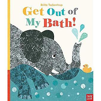 Sortir de mon bain! [Cartonné]