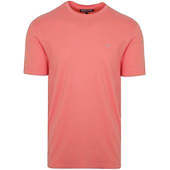 Michael Kors Michael Kors klassisk grapefrukt rosa T-skjorte