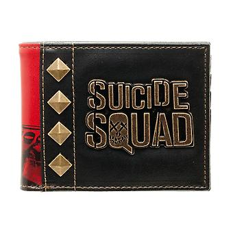 Suicide Squad Harley Quinn Bi-Fold Wallet