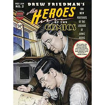 More Heroes of the Comic Books - Portaits of the Legends of Comic Book