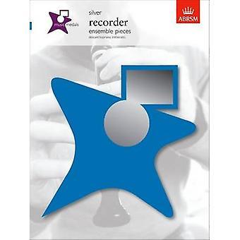 Music Medals Silver Recorder Ensemble Pieces - 9781860966040 Book
