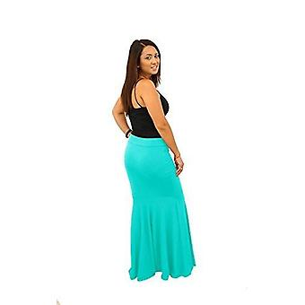 Dbg women's mermaid maxi style spring skirts