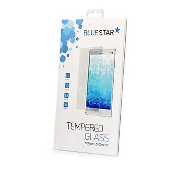Screen Protector Nokia 6.1 in tempered glass, Blue Star