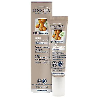 Logona Age Protection Eye Contour-Cream (Woman , Cosmetics , Skin Care , Eyes and lips)