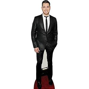 Michael Buble Lifesize Cardboard Cutout