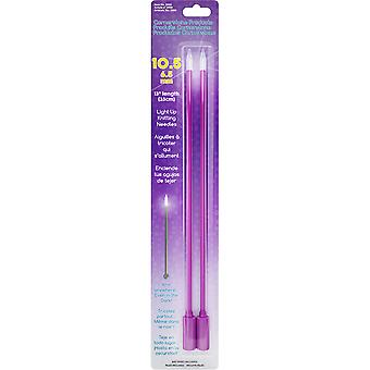 Knit Lite Knitting Needles-Size 10.5 KL3998