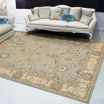 Persian Empire Rugs Pe22 Aqua By Nourison