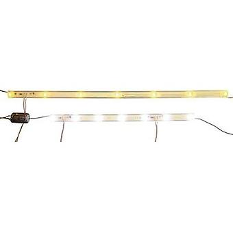 Passenger car lighting Suitable for: Digitaal Yellow Mayerhofer Modellbau 919721