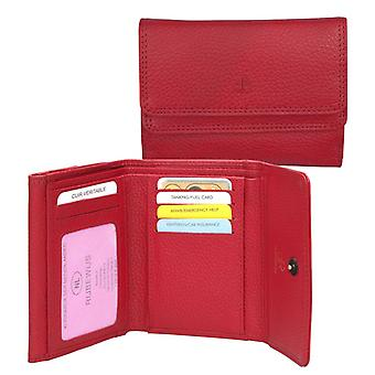 Dr Amsterdam ladies wallet Mint Tango Red