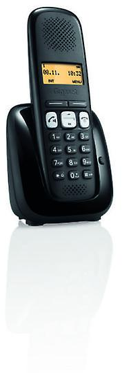 Gigaset Fixed Wireless Dect Phone A250 Black