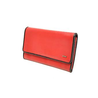 Berba Soft ladies wallet 001-403 red/black