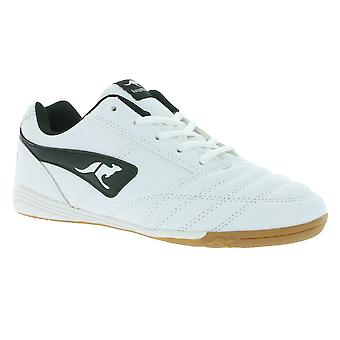 KangaROOS power Court lace shoes kids sneaker white 1691A 0 056