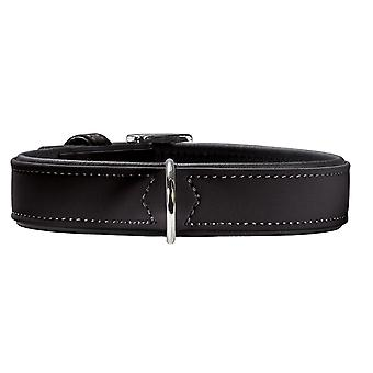 Hunter Softie 40 nabuk regolabile collare nero 28-34cm