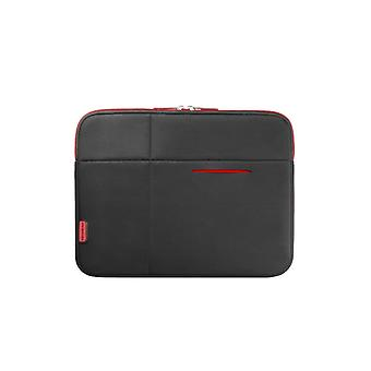SAMSONITE funda AIRGLOW 14.1 negro/rojo
