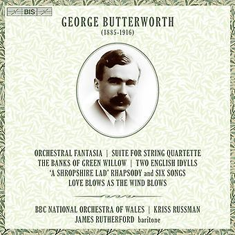 Butterworth, G. / Russman, Kriss - George Butterworth: Orchesterwerke [SACD] USA Import