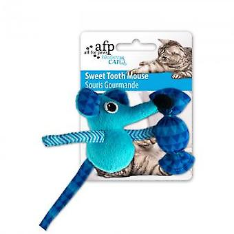 AFP Greedy mouse (Cats , Toys , Plush & Feather Toys)