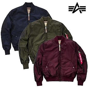 Alpha industries jakke MA-1 VF 59 Iridium