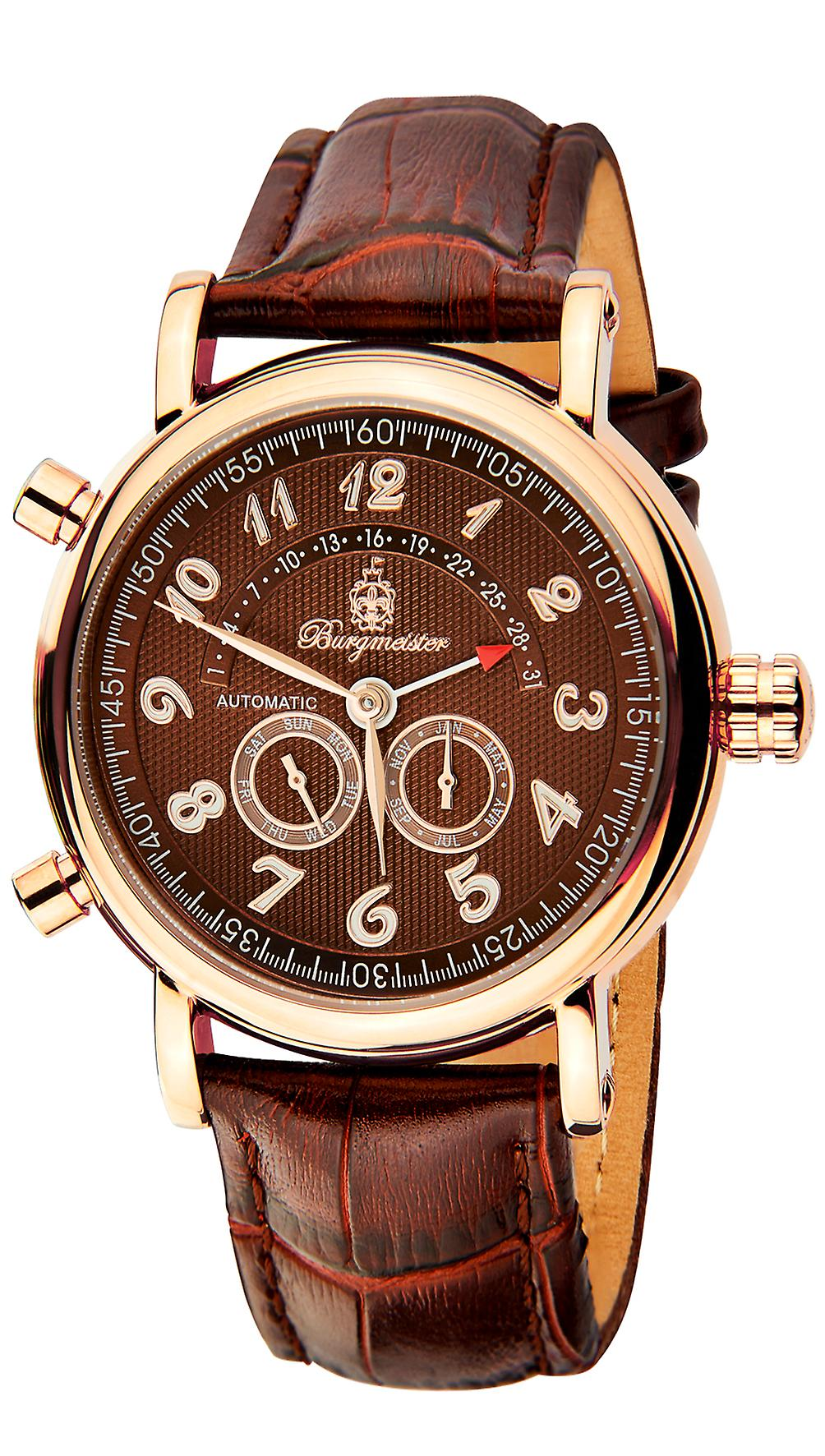 Burgmeister Gents automatic watch Nevada BM105-395