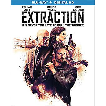 Extraction [Blu-ray] USA import
