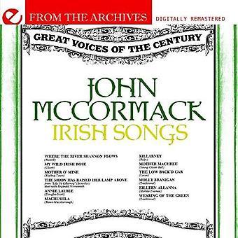 John McCormack - Irish Songs-importazione da archivi [CD] Stati Uniti d'America
