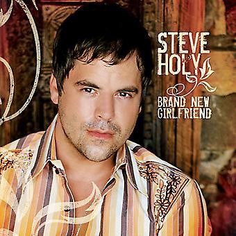 Steve Holy - helt nya flickvän [CD] USA import