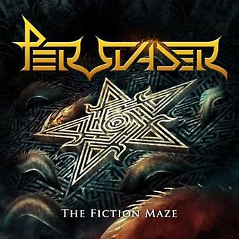 Persuader - Fiction labyrint [CD] USA importerer