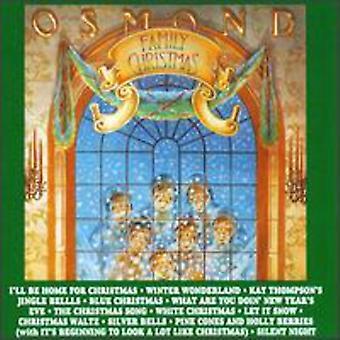 Navidad con la familia Osmond - importación de USA de Navidad con la familia Osmond [CD]