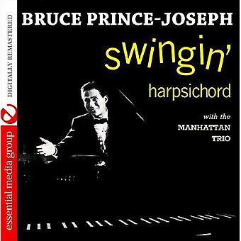 Bruce księcia-Józefa - import USA Swingin ' klawesyn [CD]